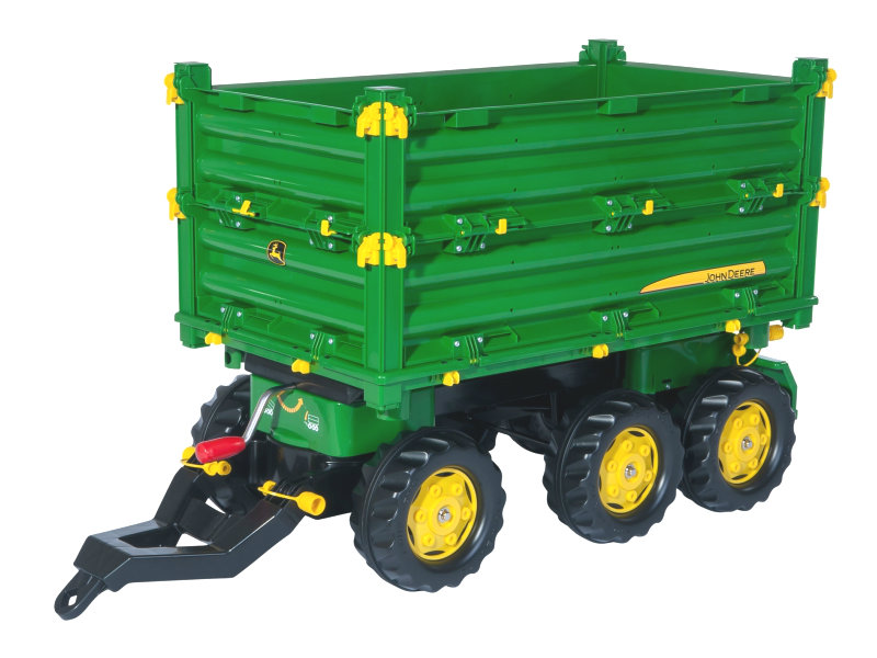 Vlek rolly toys Multi Trailer John Deere