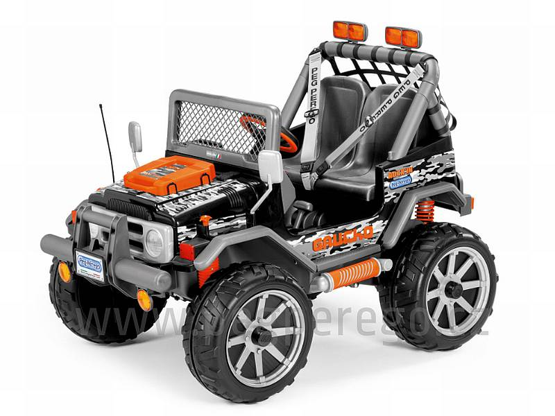 PEG PEREGO jeep Gaucho Rock´in