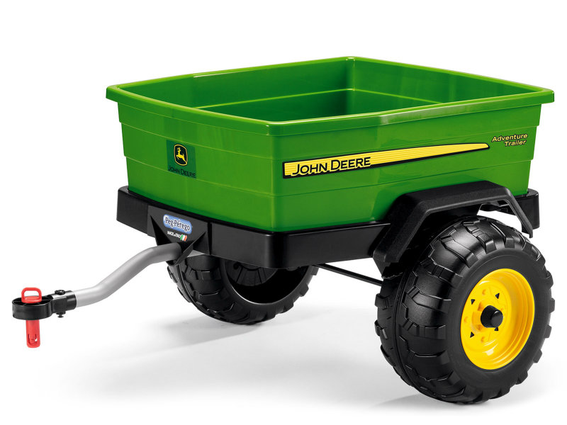 Peg-Pérego John Deere vlek Adventure Trailer (US)