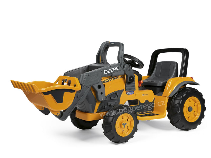 Peg Perego Deere Construction Loader