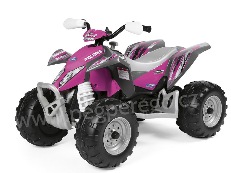 PEG-PÉREGO POLARIS OUTLAW Pink Power