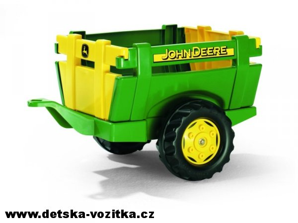 Vlek rolly toys Farm Trailer JD
