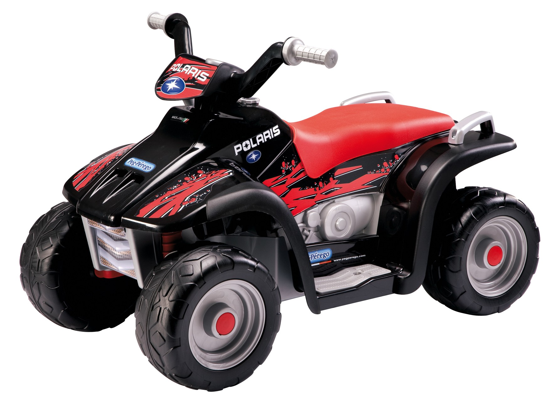 Peg Perego Polaris Sportsman 400 Nero